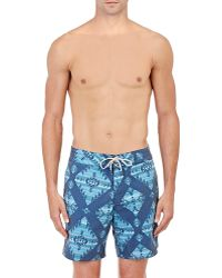 Faherty Brand - Men's Swim Trunks - Lyst