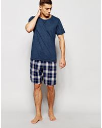 Esprit - Pajamas In Regular Fit - Lyst