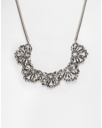 Coast - Sparkle Collar Necklace - Lyst
