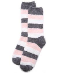 Pj Salvage - Stripe Socks - Lyst