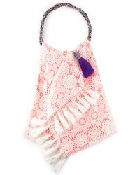 6 Shore Road By Pooja - Sunset Beach Tassel-trim Beach Bag - Lyst