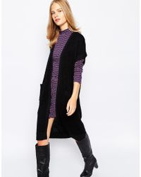 First & I - Knitted Waistcoat - Lyst