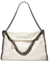 Stella Mccartney Splash Falabella Small Crossbody Bag In