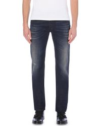 Diesel Belther L.34 Slim-Fit Mid-Rise Jeans - For Men - Lyst