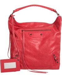 Balenciaga Arena Classic Day red - Lyst