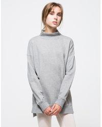 Need Supply Co. Jolene Po gray - Lyst