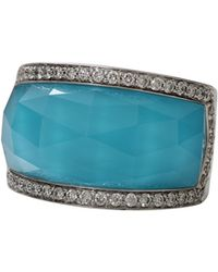 Stephen Webster Classic Crystal Haze Ring - Lyst