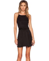 Veda Knot Dress - Lyst