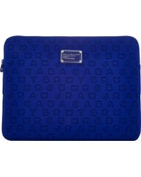 Marc Jacobs - Dreamy Logo 15 Computer Case - Lyst