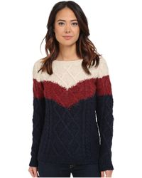 Mavi Jeans - 3 Color Blocking Detailed Sweater - Lyst