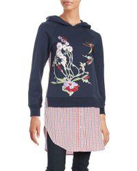 Betina - Sweatshirt Dress - Lyst