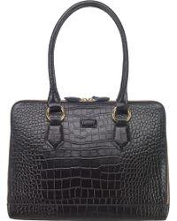 Osprey London Black Shoulder Bag 106