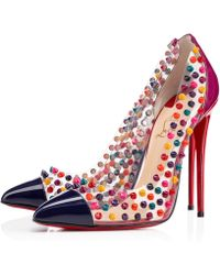 Christian Louboutin Spike Me - Lyst