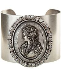 Camille K - Adele Cuff Bracelet Ii - Lyst