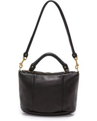 Deadly Ponies - Mr Mini Fill N Zip Satchel Black - Lyst