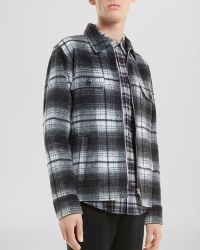 Sandro Kansas Plaid Jacket - Lyst