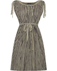 James Lakeland Maxi Stripe Dress - Lyst
