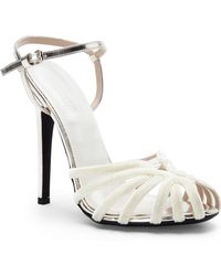 Giambattista Valli Strappy Sandals - Lyst