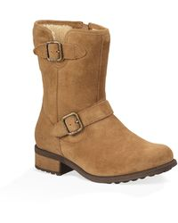 Ugg Chaney Suede Boots - Lyst