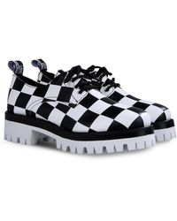 Love Moschino Laced Shoes - Lyst
