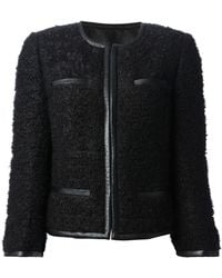 Emilio Pucci Woolly Jacket - Lyst