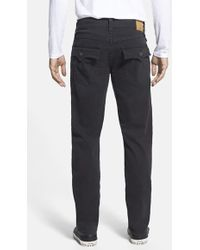 True Religion 'Geno' Relaxed Slim Fit Pants - Lyst