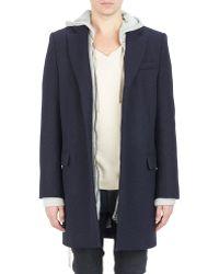 Faith Connexion | Tweed Long Coat | Lyst
