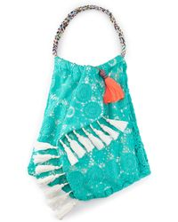 6 Shore Road By Pooja - Sunset Crochet Beach Bag - Lyst