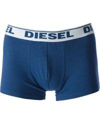 Diesel Logo Band Briefs - Lyst