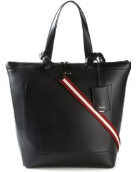 Bally 'Ssime' Tote - Lyst