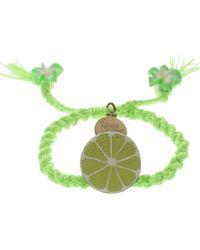 Venessa Arizaga | Exclusive Lime Bracelet | Lyst