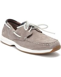 Timberland Hulls Cove 2 Eye Boat Shoes - Lyst