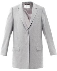 Richard Nicoll Herringbone Wool Blazer - Lyst