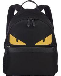 Fendi Monster Backpack - Lyst