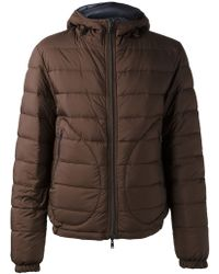 Herno Reversible Padded Coat - Lyst