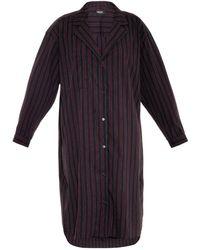 Rachel Comey Risible Striped Shirt Dress - Lyst