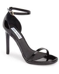 Steve Madden 'Gea' Ankle Strap Sandal - Lyst