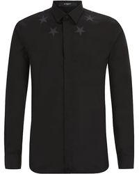 Givenchy Stars Cotton Poplin Shirt - Lyst