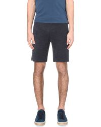 Outerknown - Drawstring Jersey Shorts - Lyst