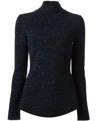 Proenza Schouler Splatter Print Sweatshirt - Lyst