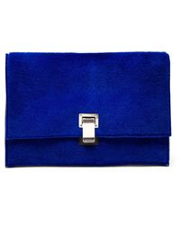 Proenza Schouler Medium Lunch Clutch - Lyst
