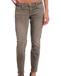 Current/Elliott Jeans Verde - Lyst