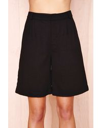 Nasty Gal All Day Long Shorts - Lyst