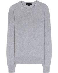 Burberry Prorsum - Cashmereblend Sweater - Lyst