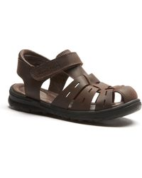 Kenneth Cole Reaction - Doing Climb Fisherman Sandals - Lyst