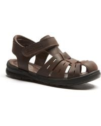 Kenneth Cole Reaction Doing Climb Fisherman Sandals - Lyst