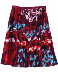 Peter Pilotto - Water Orchid Full Emma Skirt - Lyst