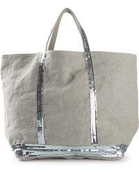 Vanessa Bruno Sequins Details Tote Bag - Lyst