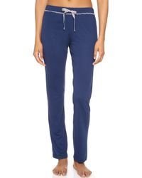 CALVIN KLEIN 205W39NYC - Liquid Lounge Jersey Pants - Lyst