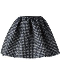 RED Valentino Volume Skirt - Lyst